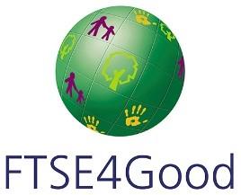 Icono Fuimos incluidos en los índices FTSE4Good