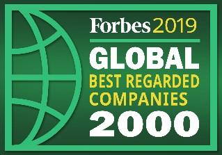 Icono Grupo SURA es una de las compañías más respetadas del mundo en 2019 según la revista Forbes